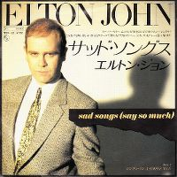 Cover Elton John - Sad Songs (Say So Much)