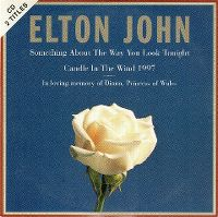 Cover Elton John - Something About The Way You Look Tonight / Candle In The Wind 1997
