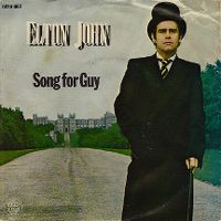 Cover Elton John - Song For Guy