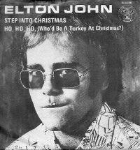 Cover Elton John - Step Into Christmas
