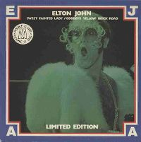 Cover Elton John - Sweet Painted Lady