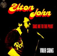 Cover Elton John - Take Me To The Pilot