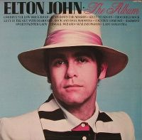 Cover Elton John - The Album