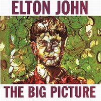 Cover Elton John - The Big Picture