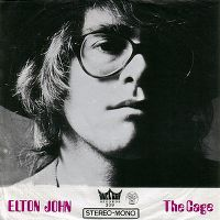 Cover Elton John - The Cage