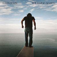Cover Elton John - The Diving Board