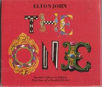 Cover Elton John - The One
