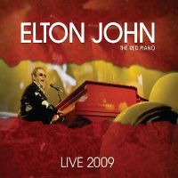 Cover Elton John - The Red Piano - Live 2009