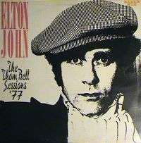 Cover Elton John - Thom Bell Sessions EP
