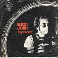 Cover Elton John - Tiny Dancer