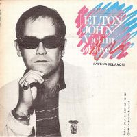 Cover Elton John - Victim Of Love