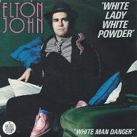 Cover Elton John - White Lady White Powder
