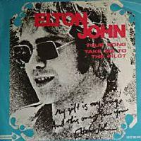 Cover Elton John - Your Song