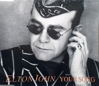 Cover Elton John - Your Song