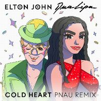 Cover Elton John & Dua Lipa - Cold Heart