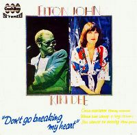 Cover Elton John & Kiki Dee - Don't Go Breaking My Heart