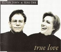 Cover Elton John & Kiki Dee - True Love