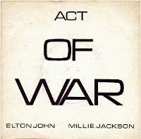 Cover Elton John & Millie Jackson - Act Of War