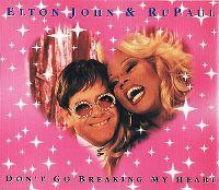 Cover Elton John & RuPaul - Don't Go Breaking My Heart