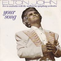 Cover Elton John with The Melbourne Symphony Orchestra - Your Song