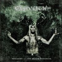 Cover Eluveitie - Evocation I - The Arcane Dominion