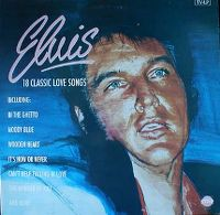 Cover Elvis - 18 Classic Love Songs