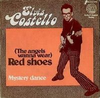 Cover Elvis Costello - (The Angels Wanna Wear My) Red Shoes