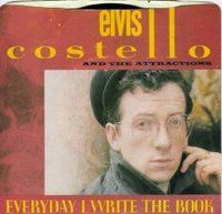 Cover Elvis Costello - Everyday I Write The Book
