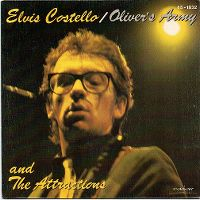Cover Elvis Costello - Oliver's Army