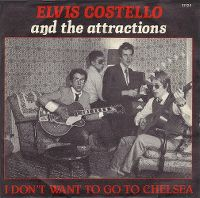Cover Elvis Costello And The Attractions - (I Don't Want To Go To) Chelsea