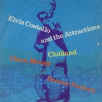 Cover Elvis Costello And The Attractions - Clubland