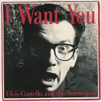 Cover Elvis Costello And The Attractions - I Want You