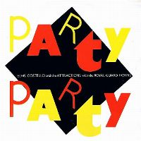 Cover Elvis Costello And The Attractions - Party Party