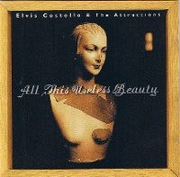 Cover Elvis Costello & The Attractions - All This Useless Beauty