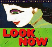 Cover Elvis Costello & The Imposters - Look Now