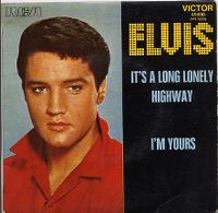 Cover Elvis Presley - (It's A) Long Lonely Highway