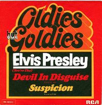Cover Elvis Presley - (You're The) Devil In Disguise