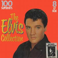 Cover Elvis Presley - 100 Super Hits - The Elvis Collection
