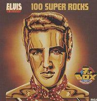 Cover Elvis Presley - 100 Super Rocks