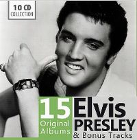 Cover Elvis Presley - 15 Original Albums