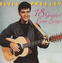 Cover Elvis Presley - 18 Greatest Love Songs