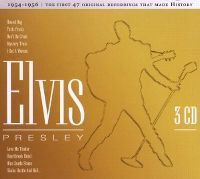 Cover Elvis Presley - 1954 - 1956: The First 47 Original Recordings That Made History