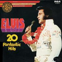 Cover Elvis Presley - 20 Fantastic Hits