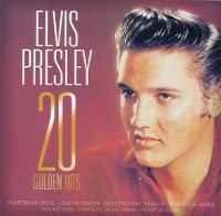 Cover Elvis Presley - 20 Golden Hits