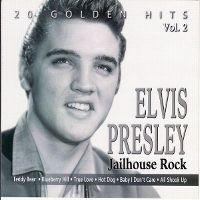 Cover Elvis Presley - 20 Golden Hits Vol. 2