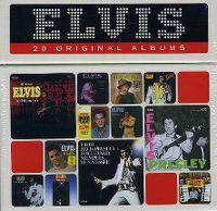 Cover Elvis Presley - 20 Original Albums (The Perfect Elvis Presley Collection)