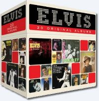 Cover Elvis Presley - 20 Original Albums (The Perfect Elvis Presley Collection)