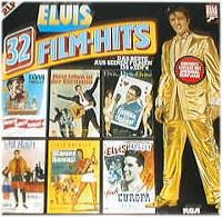 Cover Elvis Presley - 32 Film-Hits
