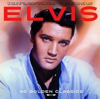 Cover Elvis Presley - 40 Golden Classics