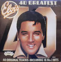 Cover Elvis Presley - 40 Greatest